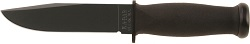 KA-BAR 2221 U.S.NAVY Mark 1 Striaght  Edge Fighting Utility Knife with Black Non-Slip Kraton G Handle.