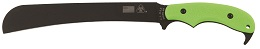 KA-BAR  #5702 ZK U.S.A. Made Pestilence Chopper Knife