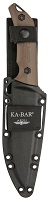 TUROK Celcon Black Hard Shell Sheath.