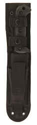 KA-BAR Becker BK-22S Heavy-Duty Polyester Sheath With Front Storage Pocket.