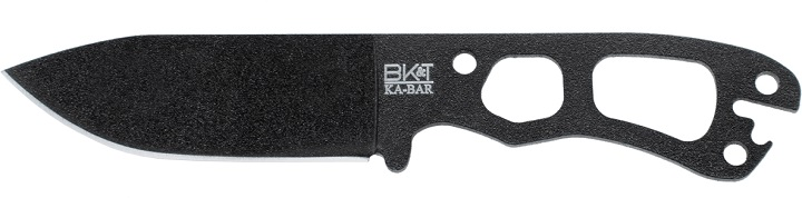 "KA-BAR BK11 Becker Knife & Tool Company- The ""Becker Necker"" Self-Defense Concealment Knife with Friction Release Sheath."