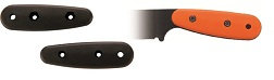 BK-14 Black & Orange Zytel Handle Set