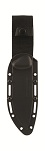 BK2 Hard Shell Black Plastic Belt Carry Sheath with Multiple Position Mounting Ports..
