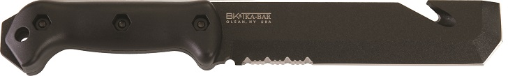KA-BAR Becker BK3 Emergency Responder Tactical Tool with Combo Edge Knife Blade and Hook...