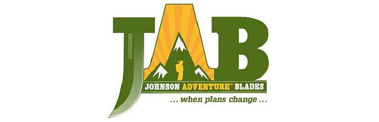 Johnson Adventure Blades For All Of Your Outdoor Adventures.