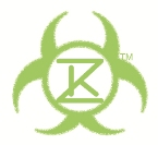 Official KA-BAR ZOMBIE KILLER Knives Trade Mark.