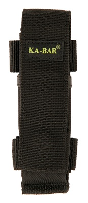 Heavy-Duty Ballistic Nylon KA-BAR Branded Multi Position Zombie Sheath