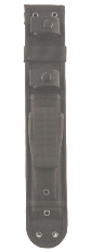 "KA-BAR  8017 Heavy Duty Cordura / Nylon Front Storage Pocket Sheath for 7"" Blade KA-BAR Knives."