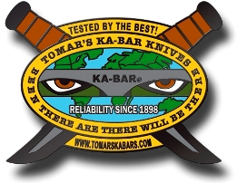 TOMAR'S KA-BAR KNIVES-An American Knife Company-Don't Just Buy A Knife, Buy A Legend !