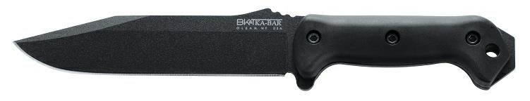 KA-BAR Becker Full Tang 1095 Cro-Van Steel Combat Fighting Utility Field Knife.