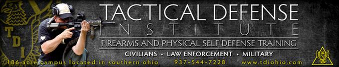 The Tactical Defense Institute is world famous for thier advanced self-defense training.